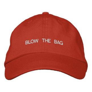 Funda o chapéu do saco boné