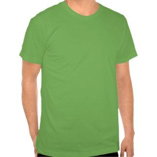 Fundações Costa Rica em cores múltiplas Tshirt