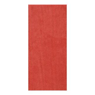 Fundo alaranjado queimado das canvas 10.16 x 22.86cm panfleto
