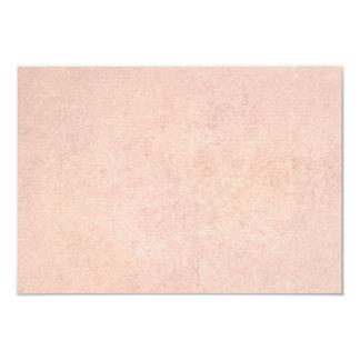 Fundo antigo do papel do rosa do pergaminho do convite 8.89 x 12.7cm