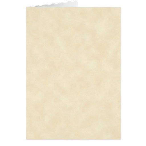 Fundo claro da textura do pergaminho cartao