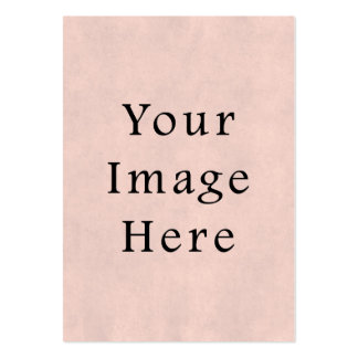 Fundo claro do papel de pergaminho do rosa cor-de- cartoes de visita