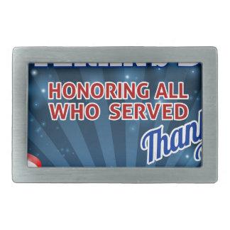 Fundo da bandeira americana de dia de veteranos