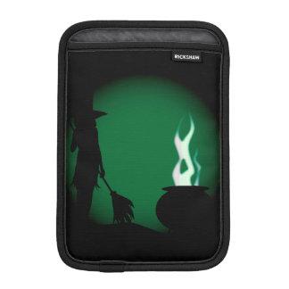 Fundo da bruxa do Dia das Bruxas Capa Para iPad Mini