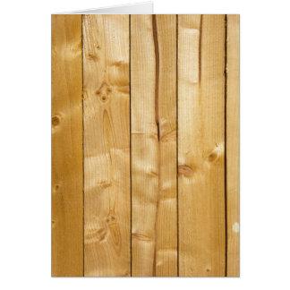 Fundo de madeira brilhante cartões