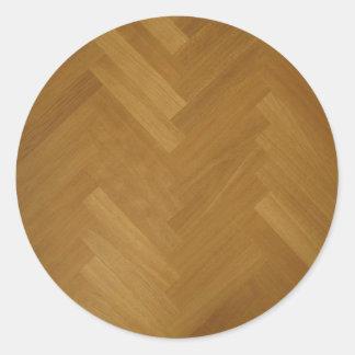 Fundo de madeira da textura do painel de assoalho adesivo