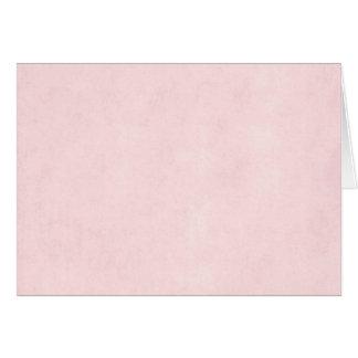 Fundo de papel velho do pergaminho do rosa do rosa cartão comemorativo
