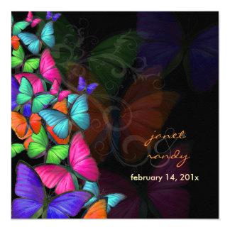 Fundo de vibração de PixDezines By/Neon color/DIY Convites