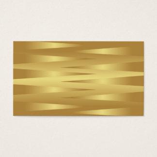 Fundo do cartão de visita do ouro