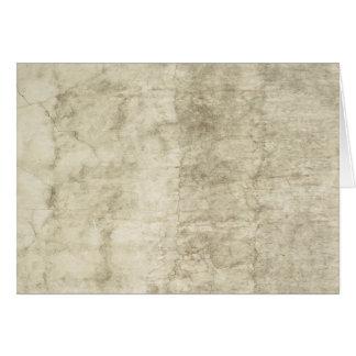 Fundo do emplastro ou do pergaminho do vintage cartão de nota