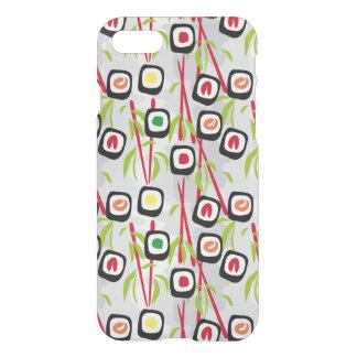Fundo do sushi capa iPhone 7