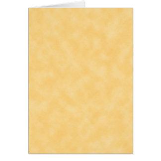 Fundo dourado antigo do pergaminho cartões