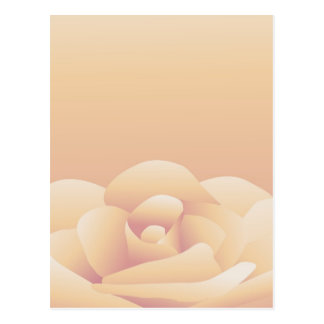 Fundo romântico cartão postal