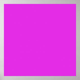 Fundo roxo brilhante violeta magenta da cor pôster
