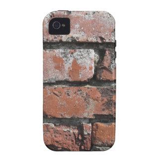Fundo velho da parede de tijolo capinhas iPhone 4/4S