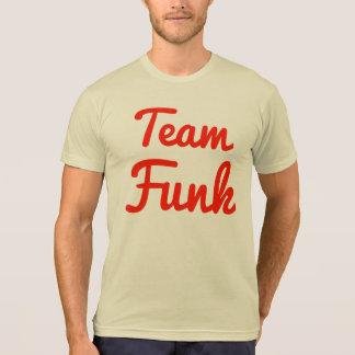 Funk da equipe tshirt