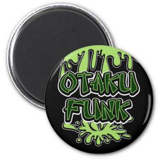Funk de Otaku Ímã Redondo 5.08cm