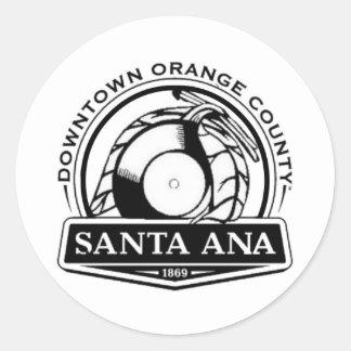 Funk de Santa Ana Adesivo