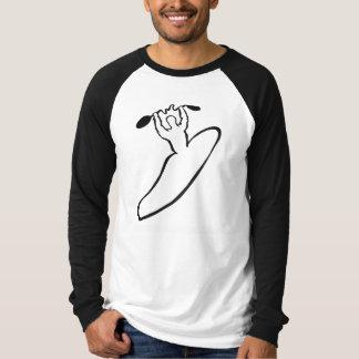 funk do caiaque t-shirt