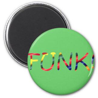 Funk Ímã Redondo 5.08cm