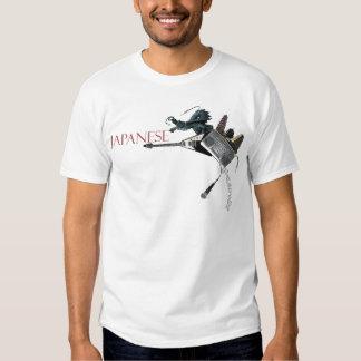 Funk japonês camisetas