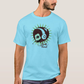 Funk not dead camiseta