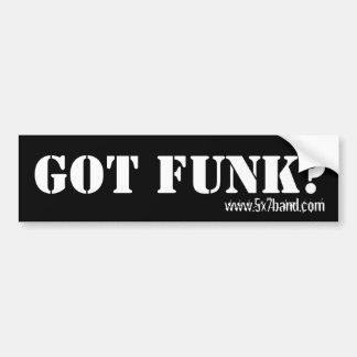 Funk obtido? , www.5x7band.com adesivo para carro