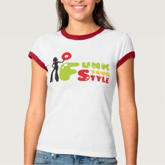 Funk seu estilo! T-shirt