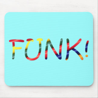 Funk Mouse Pad