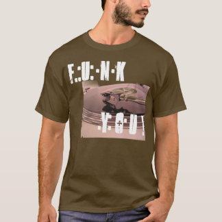 Funk você camiseta