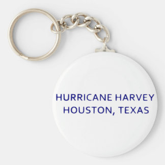 Furacão Harvey chaveiro de Houston, Texas