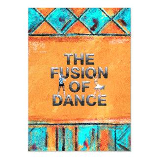 Fusão SUPERIOR da dança