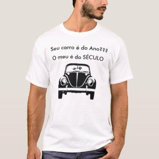 fusca camiseta