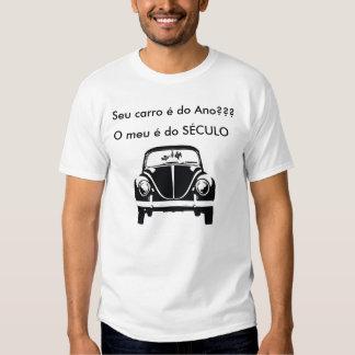 fusca camisetas