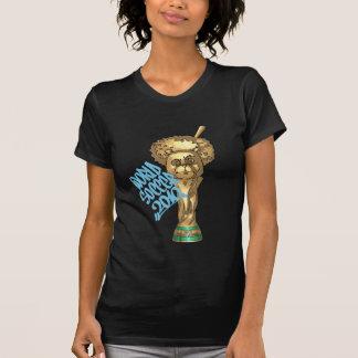 Futebol 2010 do mundo tshirts