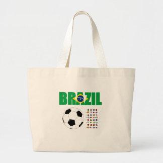 Futebol 2801 de Brasil Bolsa Para Compra