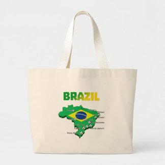Futebol 3307 de Brasil Bolsa Para Compra