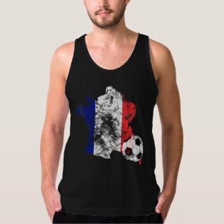 Futebol afligido de France Regata