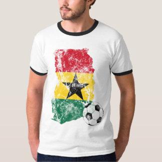 Futebol afligido de Ghana Camiseta