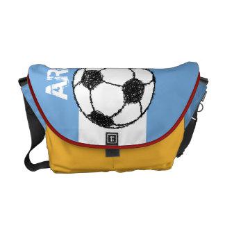Futebol, Argentina Bolsa Mensageiro