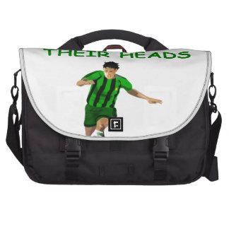 futebol bolsa para laptops