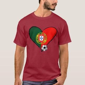 Futebol Brasil Portugal 2014 Brasil Copo faz Mundo T-shirts
