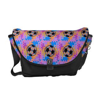 Futebol com dom bolsas mensageiro