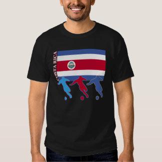 Futebol Costa Rica Camiseta