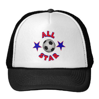 Futebol de All Star Boné