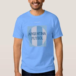 FUTEBOL DE ARGENTINA T-SHIRT