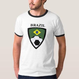 Futebol de Brasil Camiseta