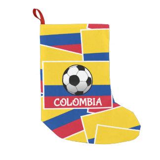 Futebol de Colômbia Meia De Natal Pequena