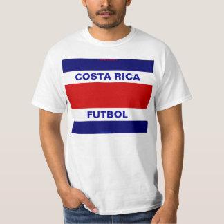 FUTEBOL DE COSTA RICA TSHIRTS