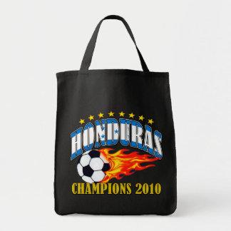 Futebol de Honduras Sacola Tote De Mercado